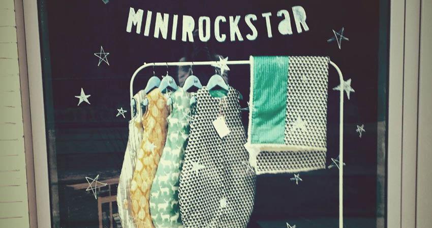 Duurzame kinderlabels minirockstar