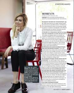 Artikel in Marieclaire
