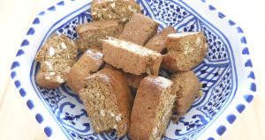 happy sweets cantuccini