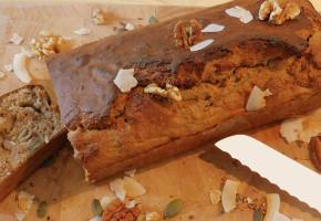 bananen- notenbrood happy sweets