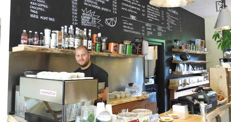 Ondernemersinspiratie Coffee & Juices