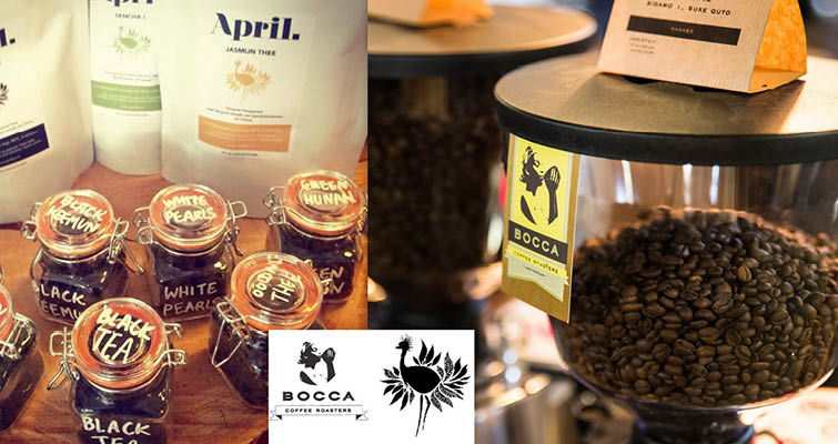 bocca & april.tea dutch brands