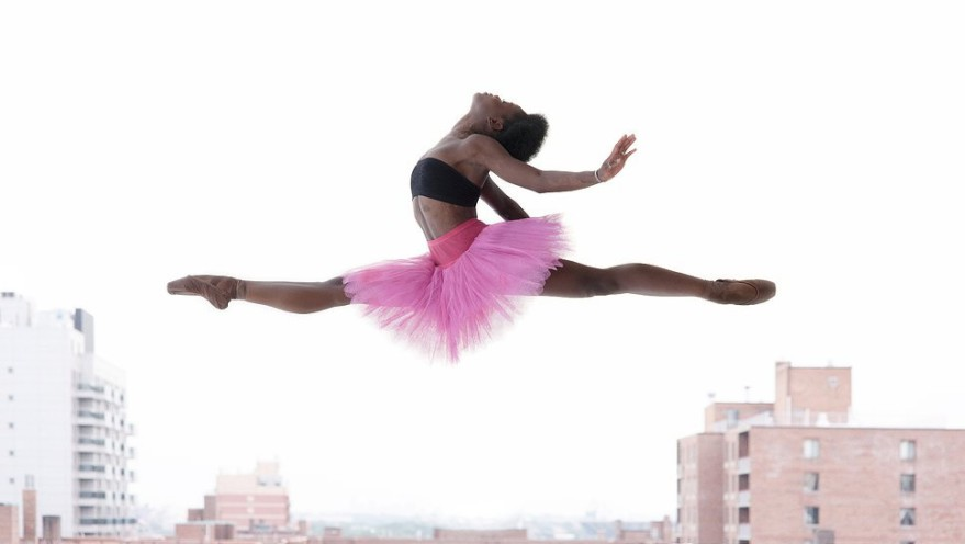Michaela DePrince inspireert! MEZpiration