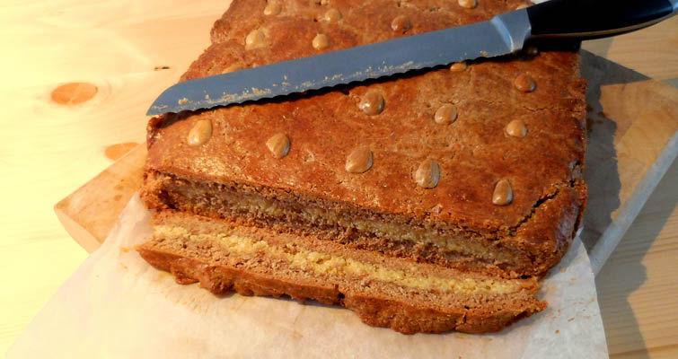 happy sweets gevulde speculaas