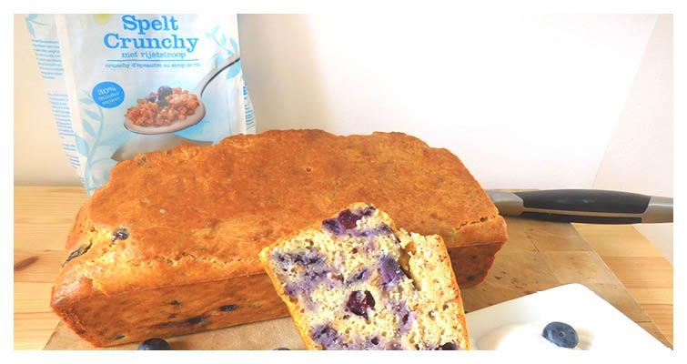 Happy Sweets blauwe bessencake mezpiration