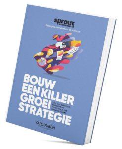 Bouw een killer groeistrategie - boekentips