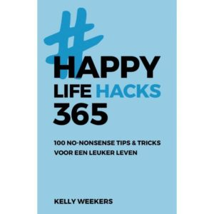 Happy life hacks - boekentips