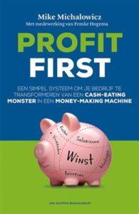Profit first - boekentip