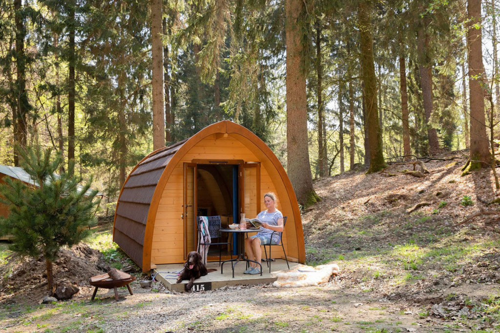 3 x vakantieplekken met een duurzame insteek