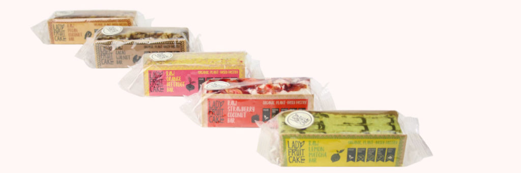 Verpakkingsmateriaal private label Lady Fruitcake